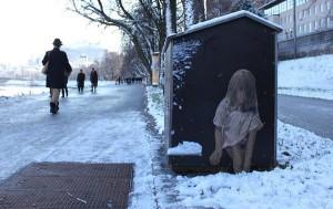 Sophie homeless