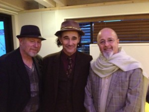 Phil, Mark, David